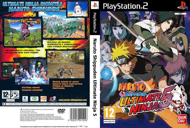 naruto shipuden ultimate ninja 5