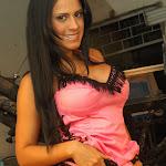 Andrea Rincon, Selena Spice Galeria 38 : Baby Doll Rosado, Tanga Rosada, Total Rosada Foto 41