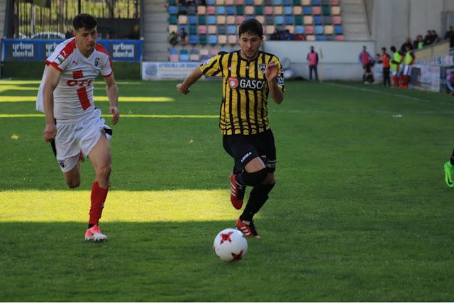 Barakaldo CF 1-1 CD Vitoria