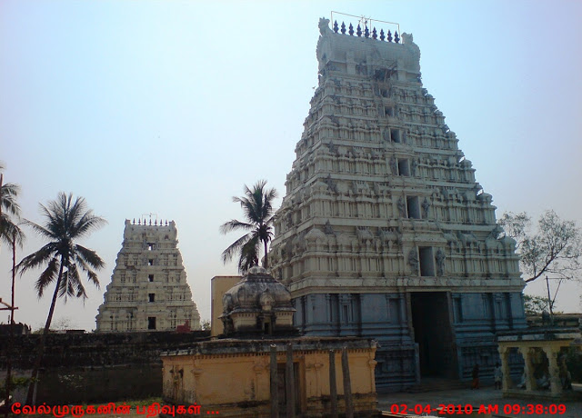 Thiruamathur Shiva Temple
