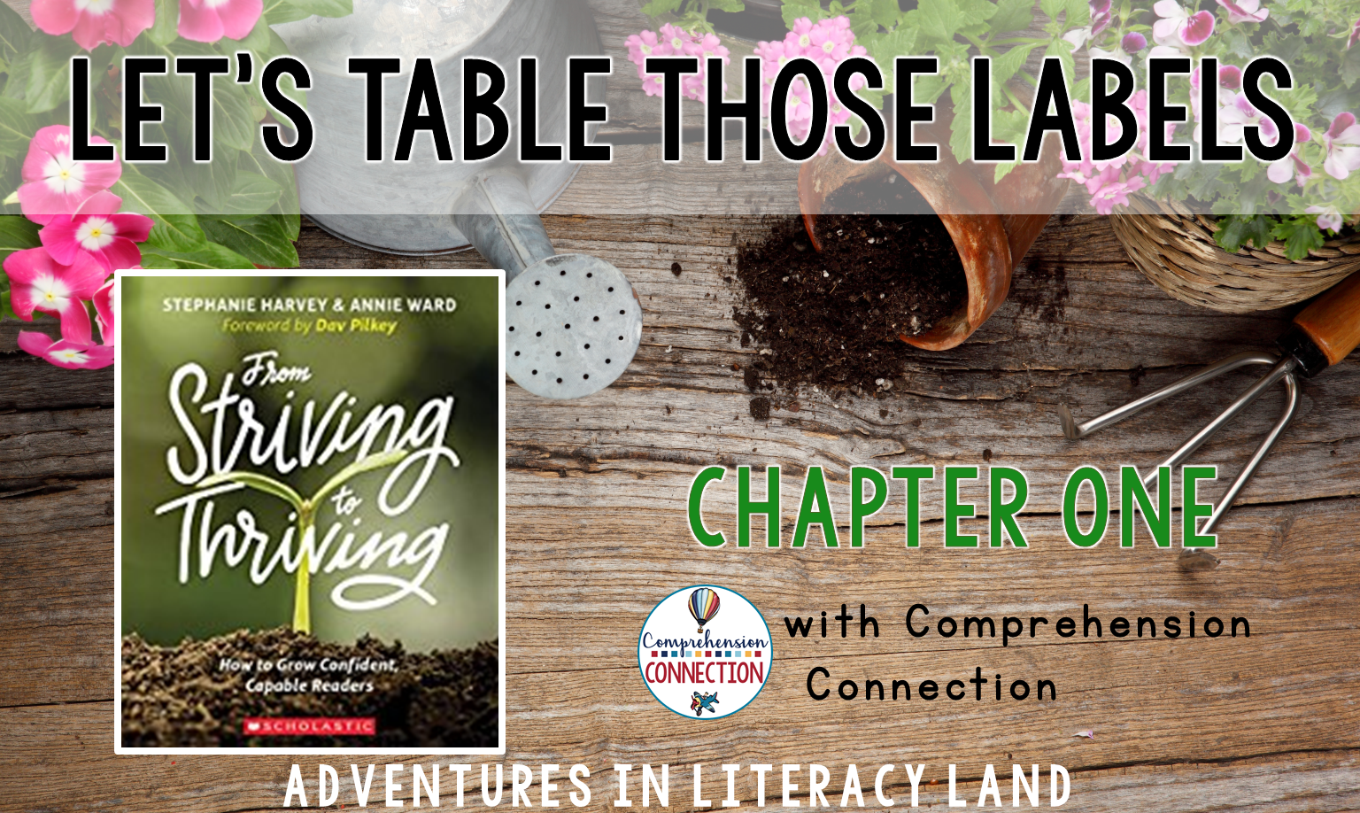 What an amazing chapter! Chapter one jumps right in with recommendations for making classroom reading instruction lively, meaningful, and fun. Check out this post for information on what you can do to make reading great for your students.