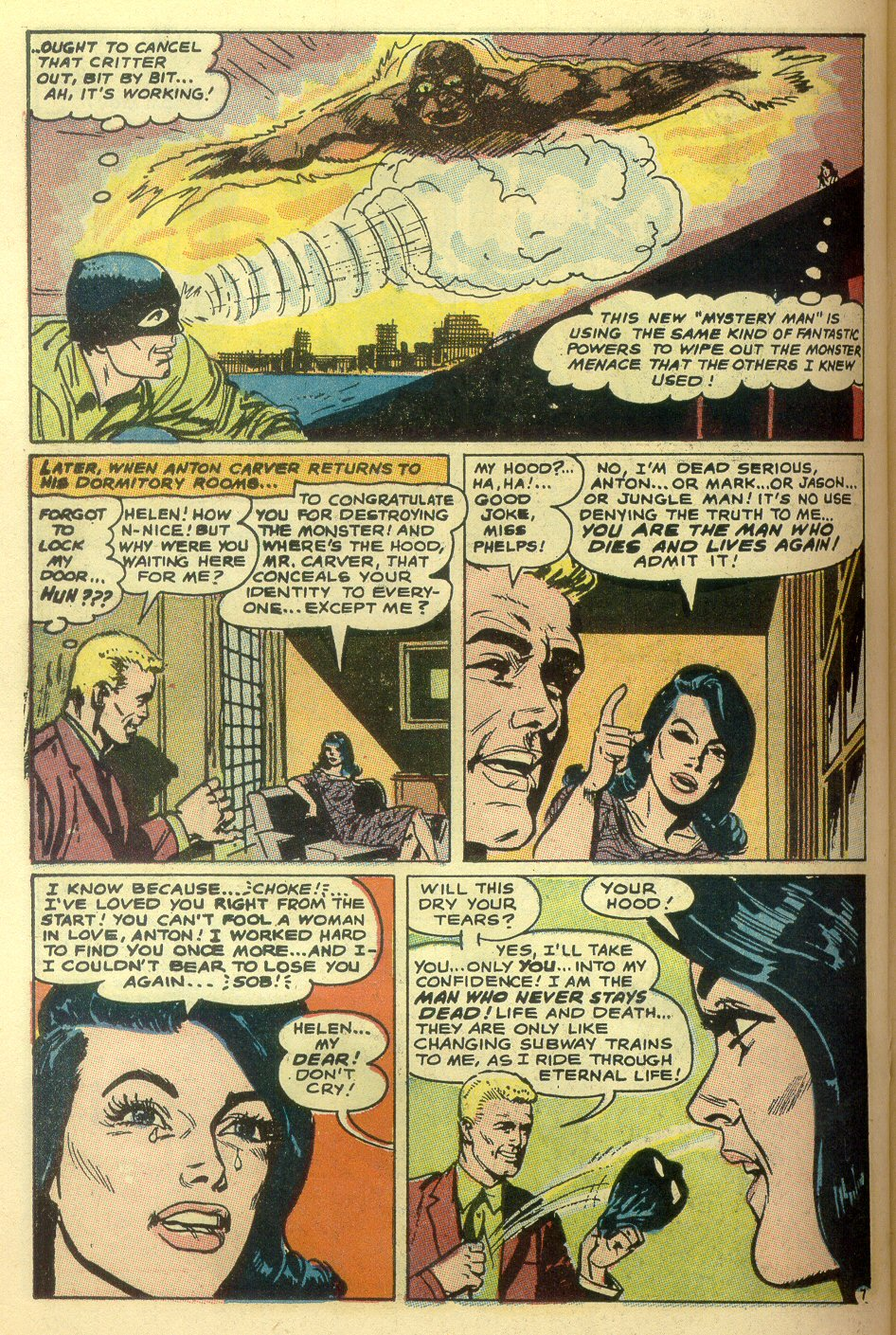 Strange Adventures (1950) issue 198 - Page 26