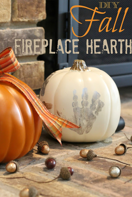 This is an easy DIY to do with your kids to welcome in the fall season!