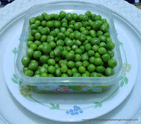 Pachai Pattani [ Green Peas ]