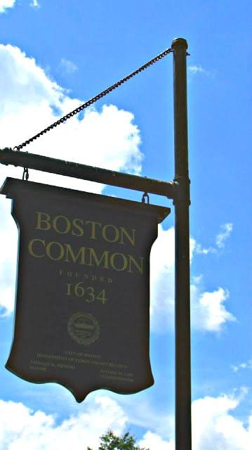 Boston Common | gurlayas.blogspot.com