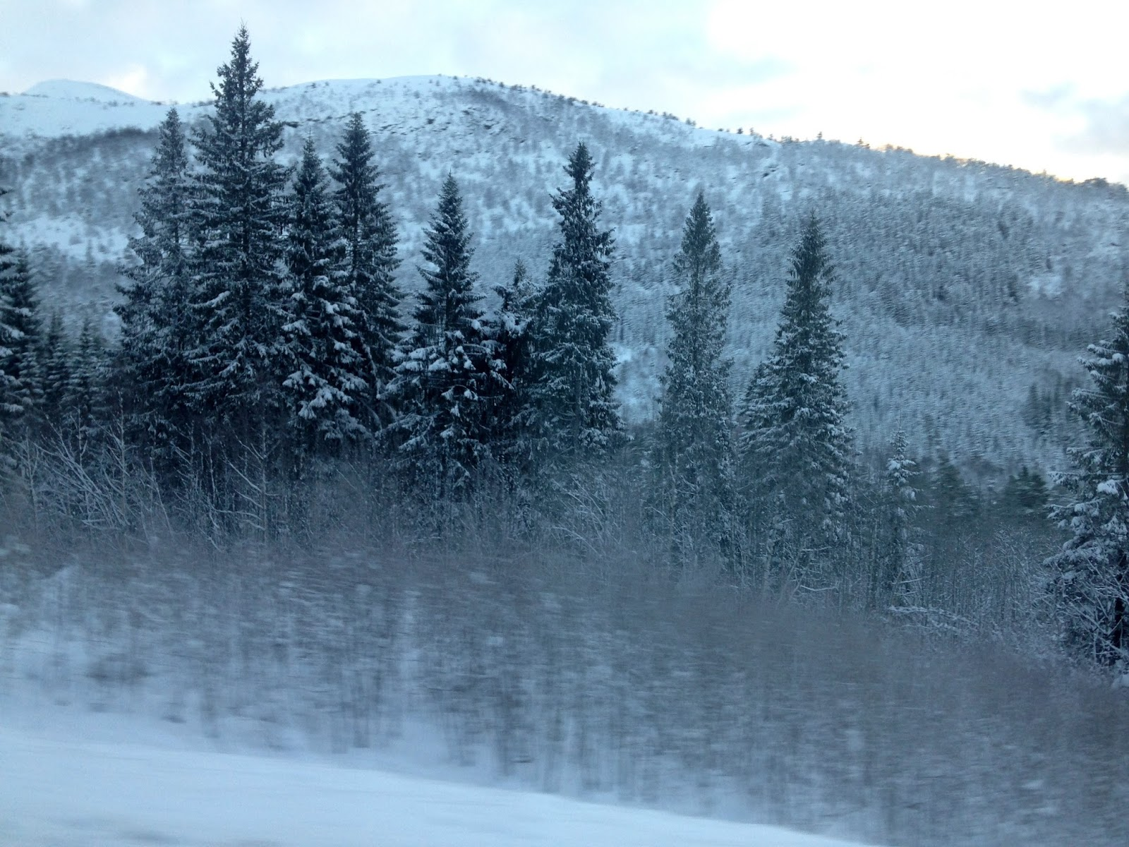 Krajobrazy Norwegii Molde Alesund