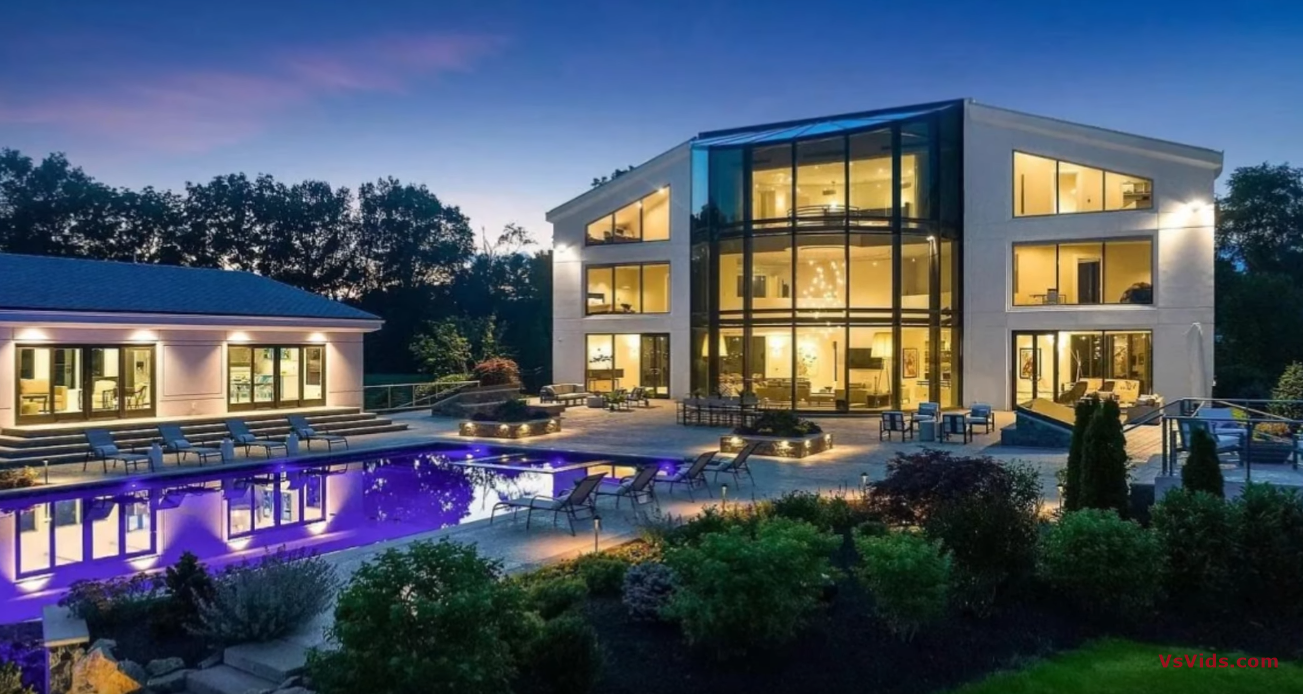 16 Photos vs. $6.8 Million Ultimate Home in Chester County, Pennsylvania | LUXURY LISTING - Luxury Mansion & Interior Design Tour