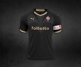 Camiseta Fiorentina 2018 - Fiorentina Kit 2018 - AWAY