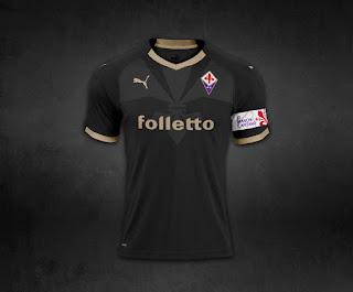 Camiseta Fiorentina 2018 - Fiorentina Kit 2018 - AWAY