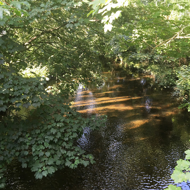 Stream in Isle of Man