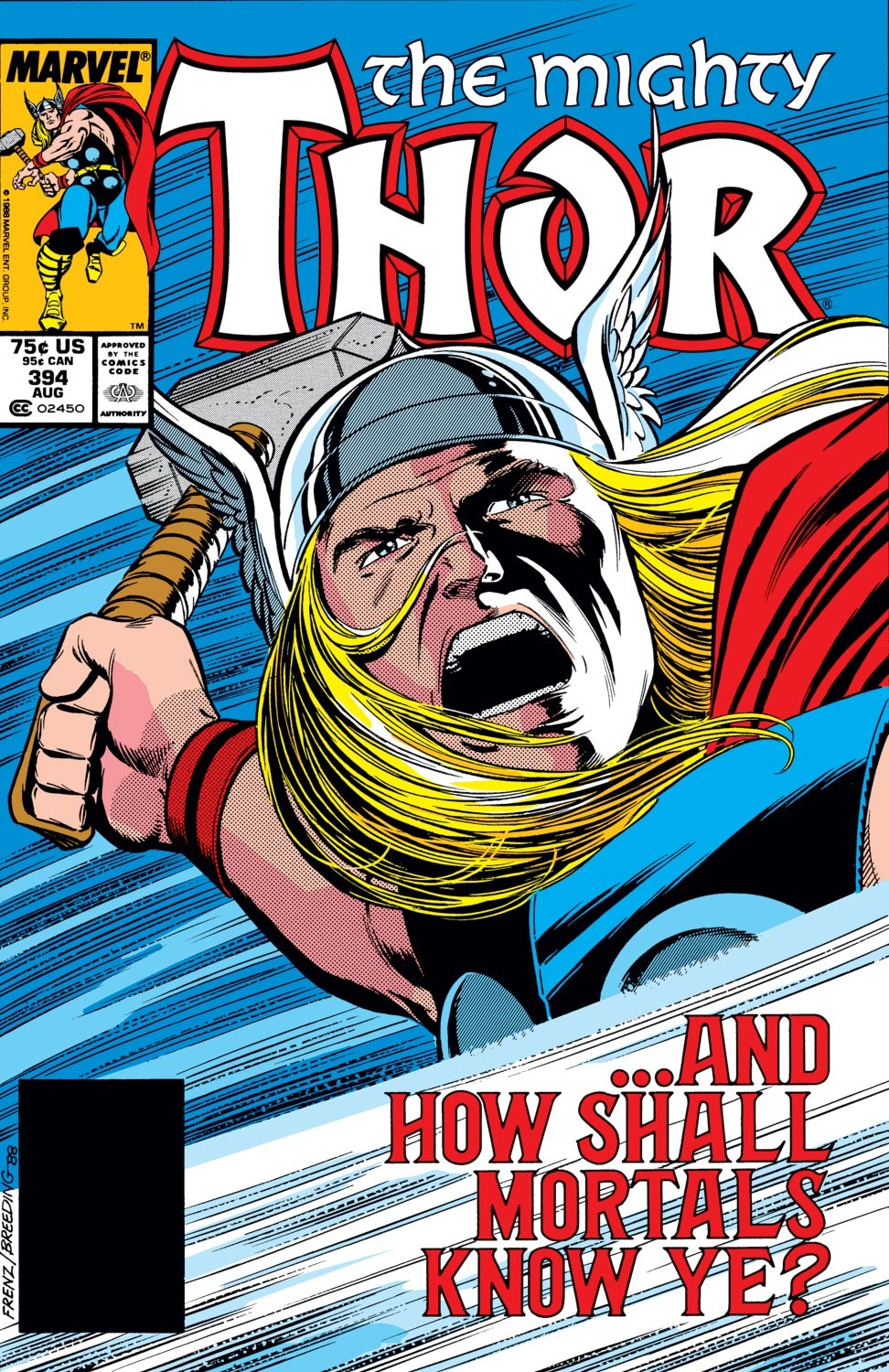 Thor (1966) 394 Page 1