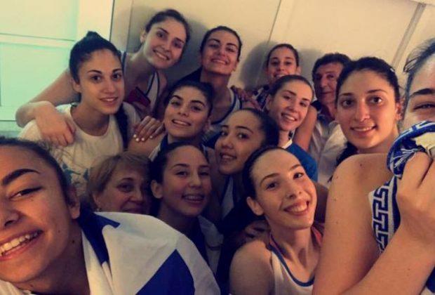 Στον τελικό με Σερβία στο παγκόσμιο σχολικό της Κροατίας τα κορίτσια του  Λύκειου Βούλας !!