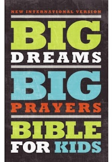bog dreams big people bible cover