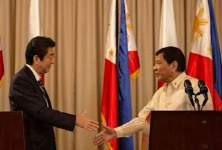 CONFIRMED: Japan PM Abe to give $8.7-billion aid package to PH