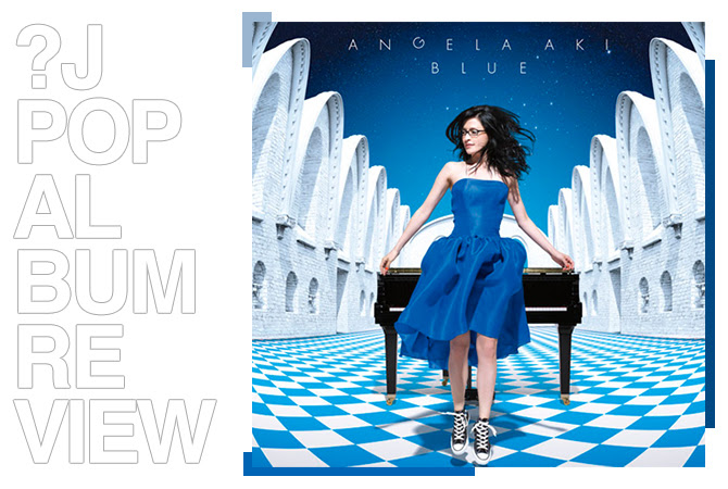Album review: Angela Aki - Blue | Random J Pop