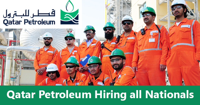 Qatar Petroleum Walk In Drive For Freshers/Experiences To