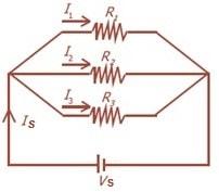 Rangkaian paralel resistor