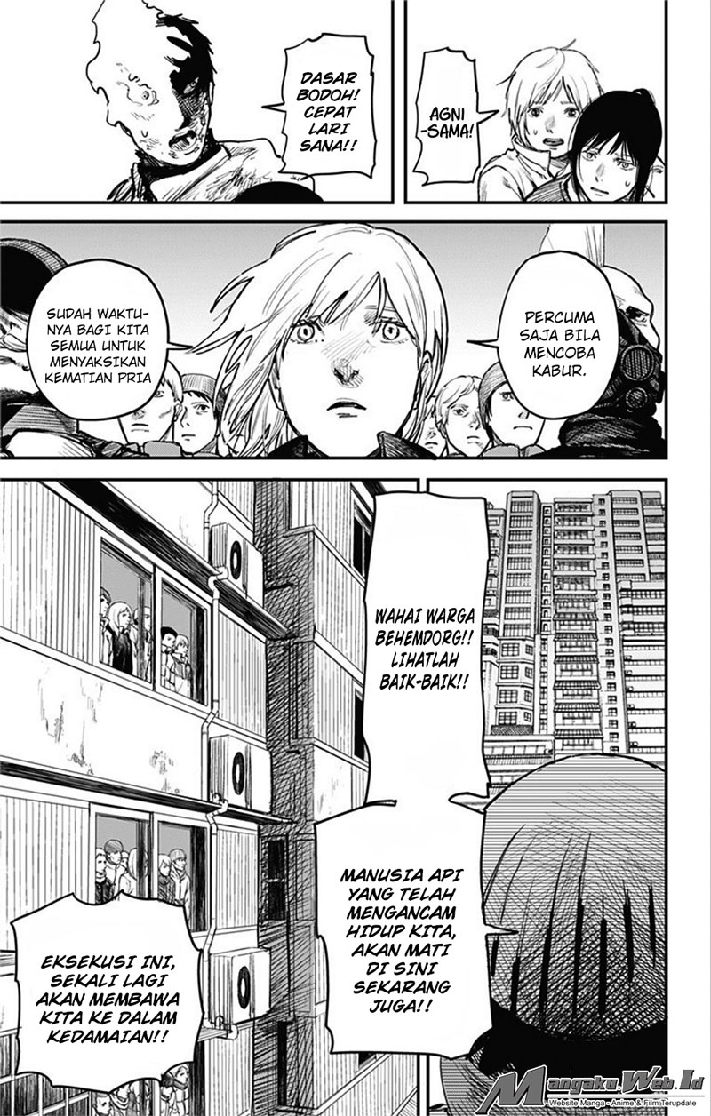 Fire Punch Chapter 21-10