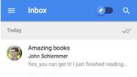 Si può usare Inbox al posto di Gmail per gestire la posta