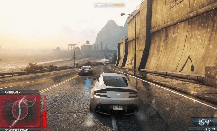 تحميل لعبة need for speed 2012 للكمبيوتر