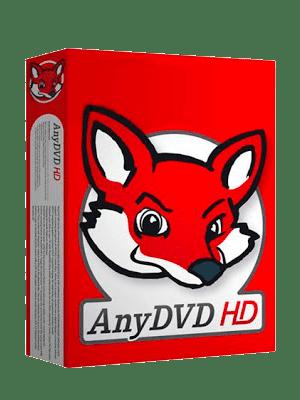 RedFox AnyDVD HD Box Imagen