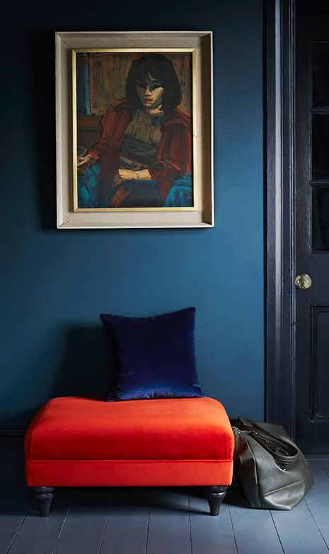 Colourful furniture buys for beating the January blues