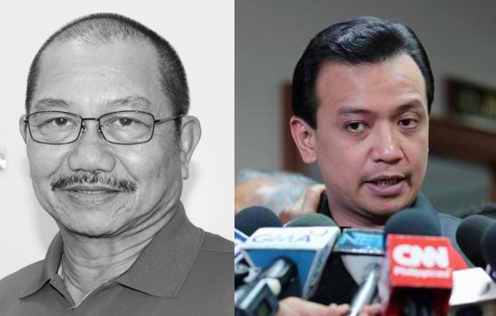 Manny Open Letter to Sen. Trillanes: 'We're not DONE YET, SIR; Let's Settle the Issues