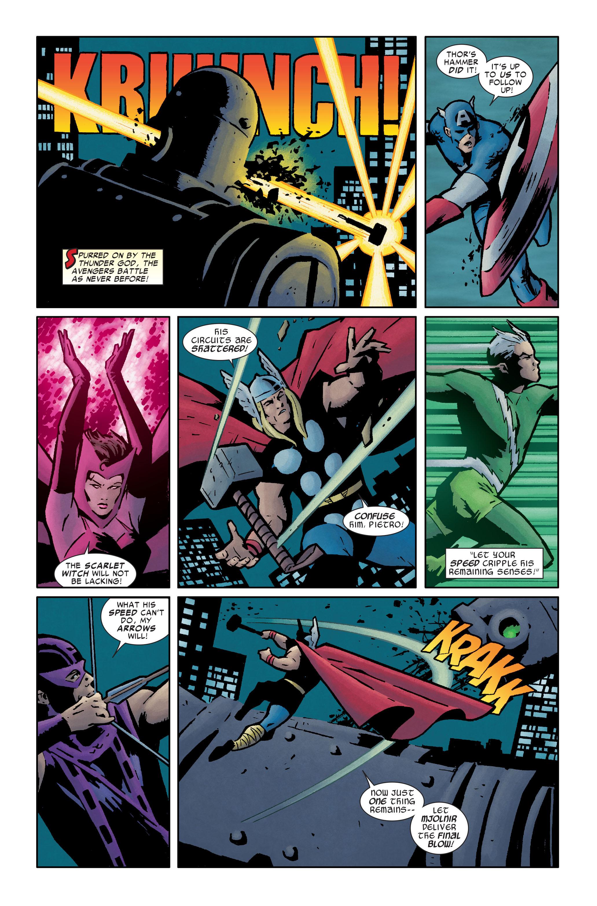 Thor (2007) Issue #600 #13 - English 46