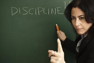 disiplin, disiplin diri