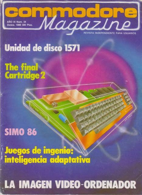 Commodore Magazine #34 (34)