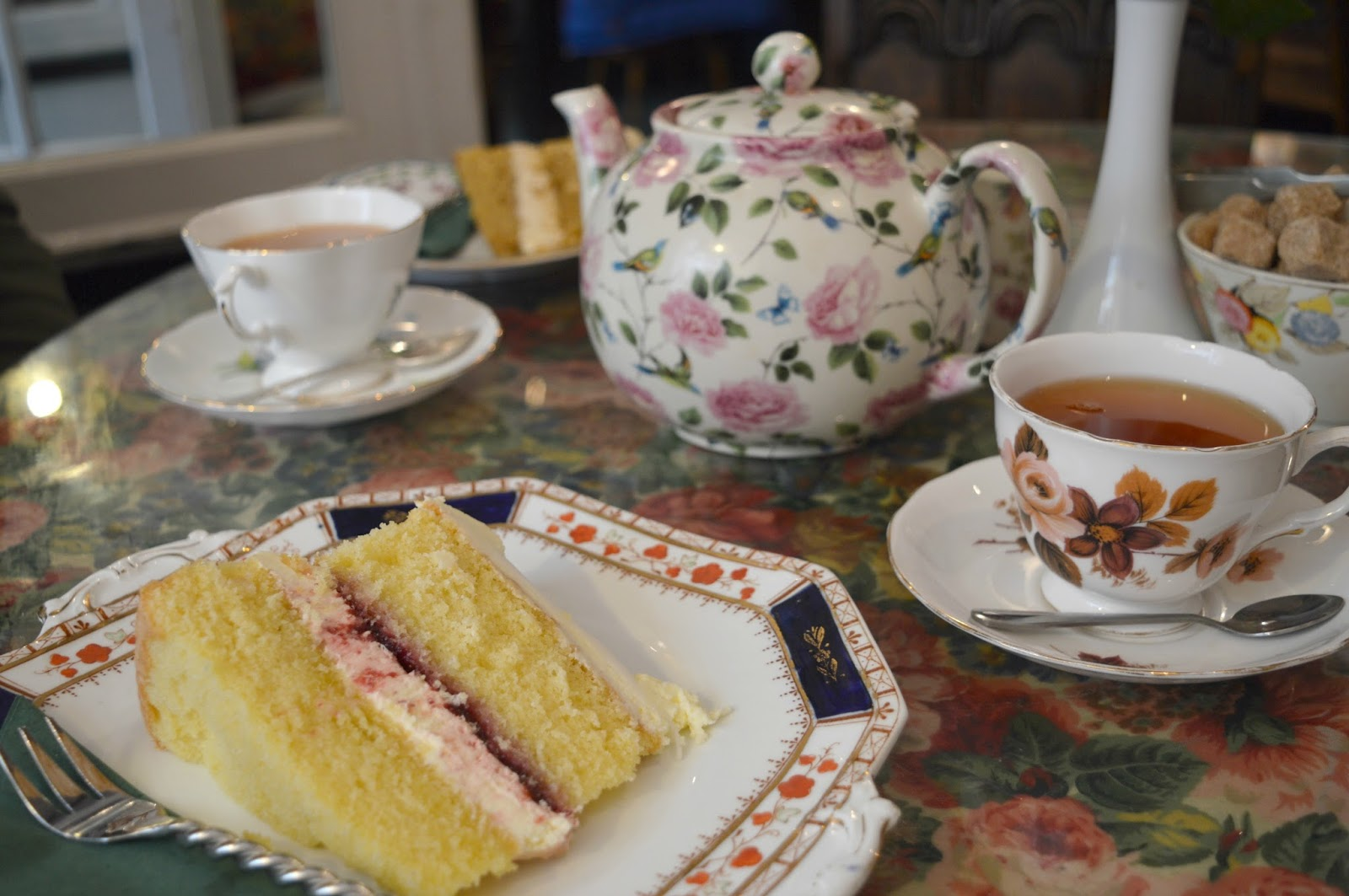 Anglesey and North Wales Staycation - Beau's Tea Room