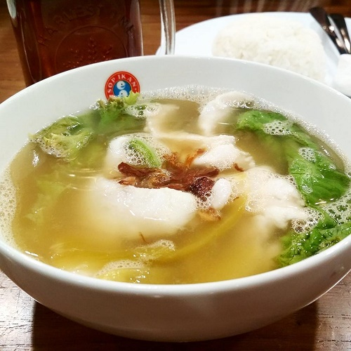 Sup Ikan - Sop Ikan Batam Lulu Hypermarket Cakung