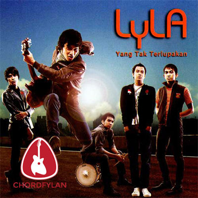 Download Chord Gitar Tersenyumlah – Lyla