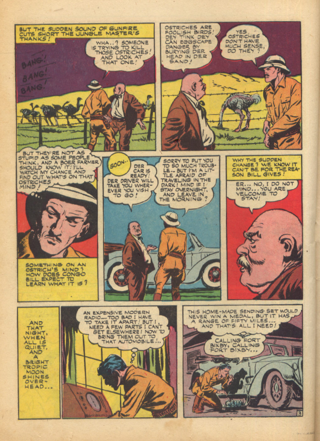 Read online Action Comics (1938) comic -  Issue #64 - 37