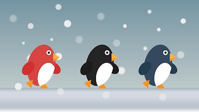 https://play.google.com/store/apps/details?id=com.cartoon.penguin.run