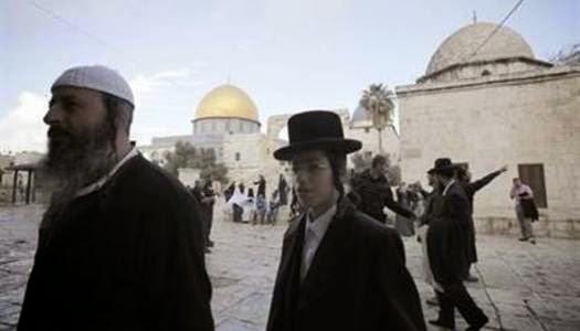 Judíos en el Monte del Templo