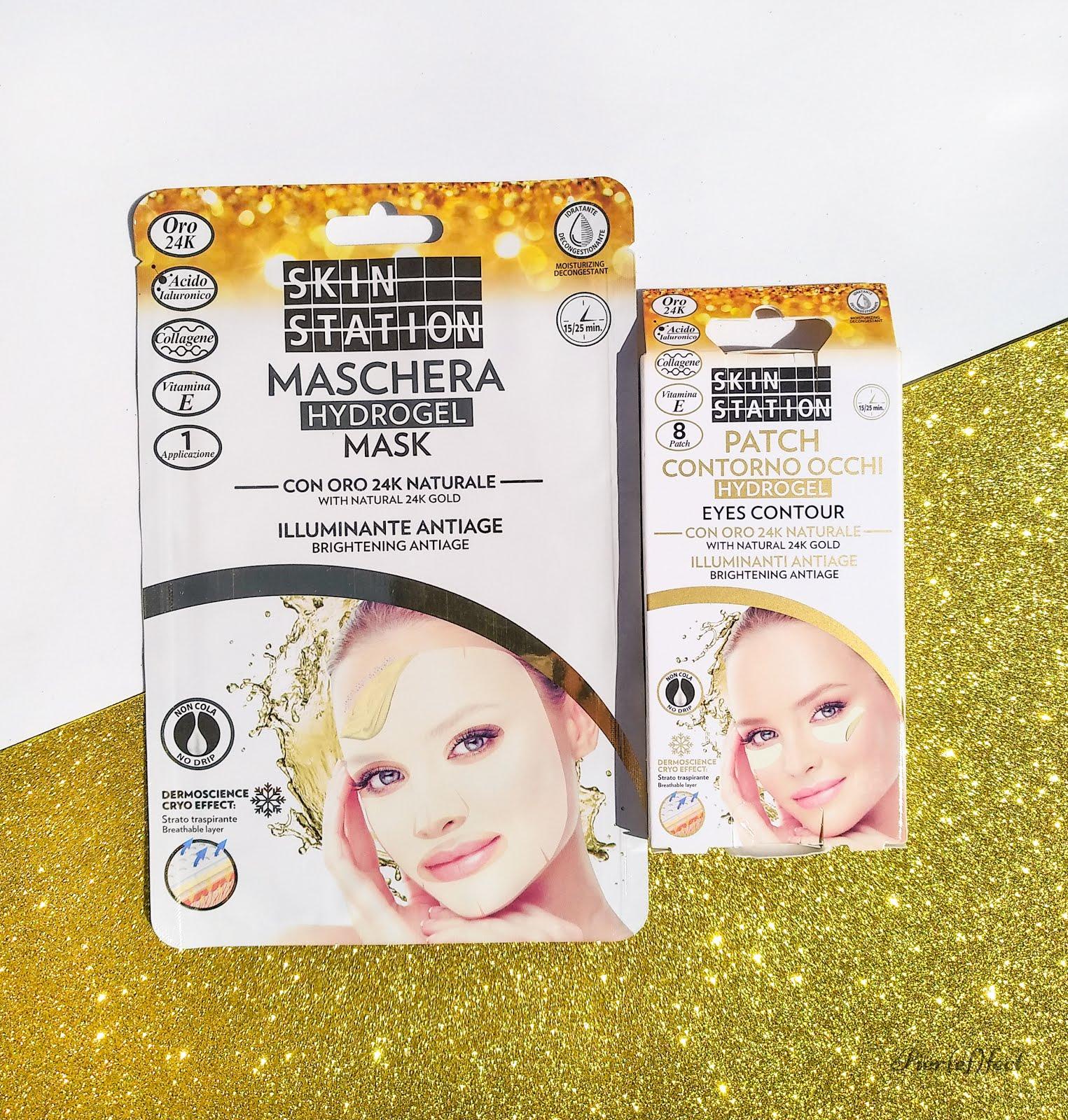 Skin Station maschere viso