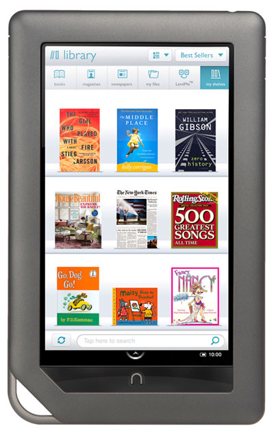 Barnes Amp Noble S New Nook To Be Unveiled On May 24th Ppt