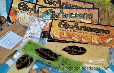 Selección de dulces El Artesano, Dulces Dulcinea