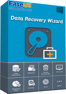 EaseUS Data Recovery Wizard Technician 11.0.0 poster box cover