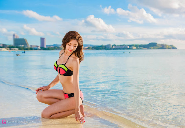 2 Bo Ra - Summer day - very cute asian girl-girlcute4u.blogspot.com