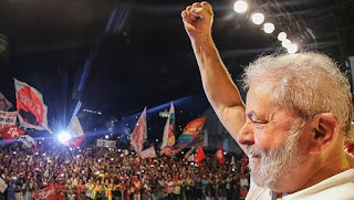 Nova Floresta sediará ato pró-Lula neste domingo. Prefeito de Picuí confirma presença