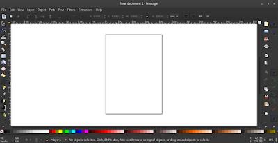 Cara Install Inkscape di Kali Linux