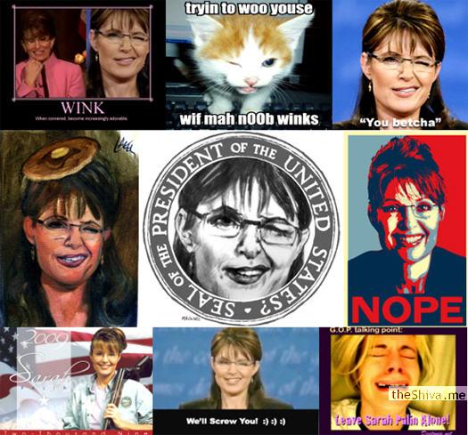 I was still naked: Palin heading to Iowa, stoking