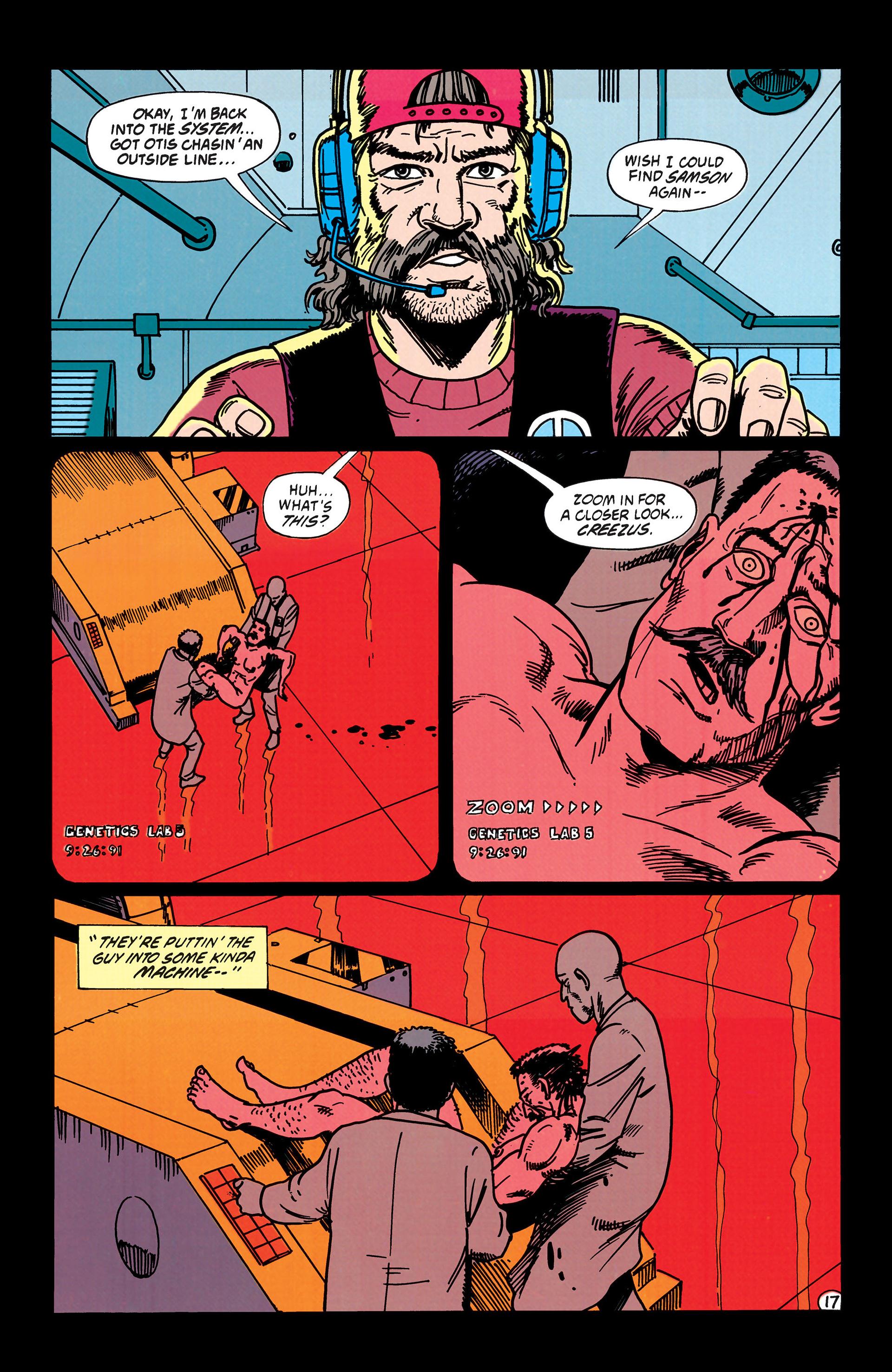 Read online Animal Man (1988) comic -  Issue #43 - 18