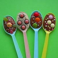 Ложки с шоколадомрецепты и идеи