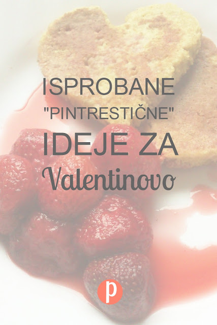DIY ideje za Valentinovo