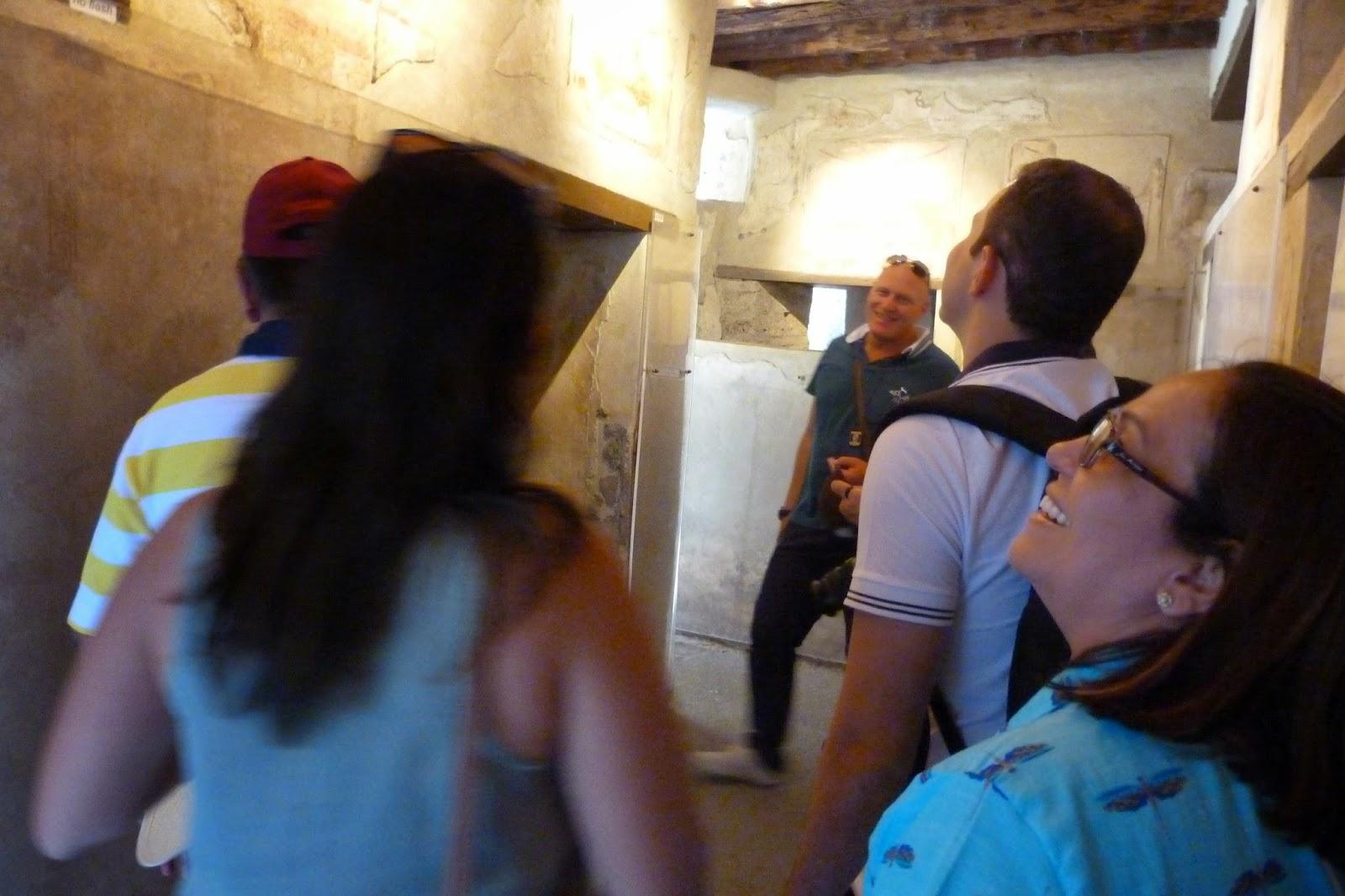 pompeia excursao portugues bordeis - Pompei