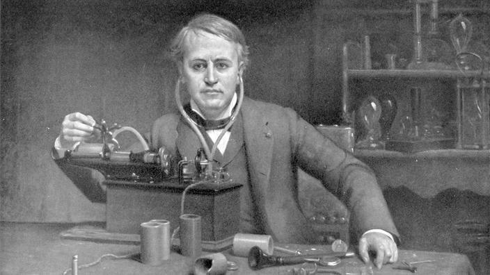 Thomas Edison Erfindungen