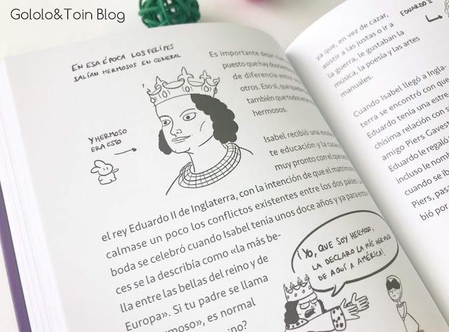 Destripando la historia las auténticas princesas